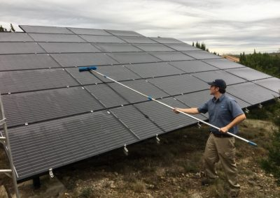 Solar Panel Cleaning Austin Texas