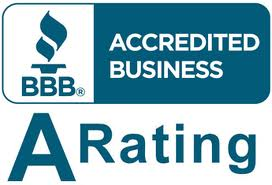 We are accredited by the BBB Austin Texas